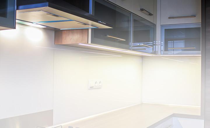 Moderné<br /> kuchynské linky